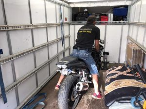 24-Hour Road Accident Motorcycle Recovery London