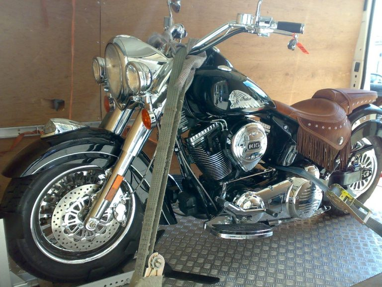 Cheap Motorcycle Recovery London