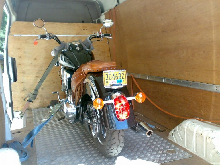 Chopper Bike Recovery London