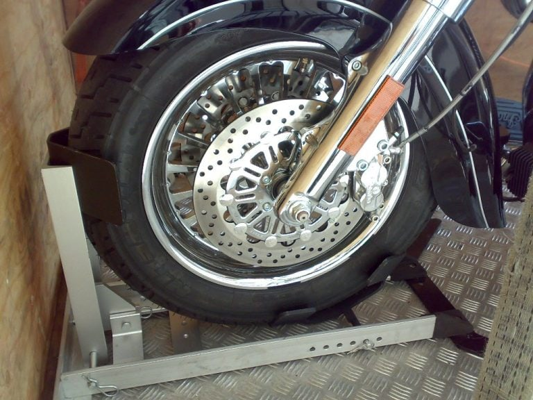 Chopper Motorcycle Recovery Service London