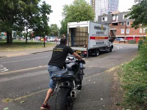 Man and Van Motorcycle Collection