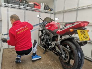 Motorcycle Recovery London